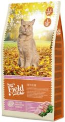 Sam's Field Cat Senior - Kalkoen - Kattenvoer - 7.5 kg