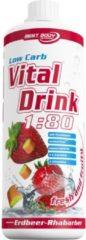 Best Body Nutrition Low Carb Vital Drink - 1000 ml - Lemon Lime