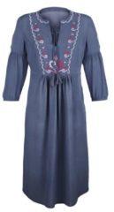 Kleid Laura Kent Blau