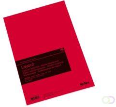 Witte Schoellershammer Reflex studioline Marker-Layoutpapier, 75gr, A3 blok, 100 vel