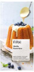 Vivani Couverture Smeltchocolade Wit Bio (200g)