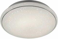 LeuchtenDirekt Jupiter 14367-16 LED-plafondlamp 80 W Warm-wit, Neutraal wit, Daglicht-wit Wit
