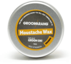 Groomarang Moustache / Snor Wax 15ml