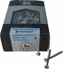 I-Fix Pro Universele schroef pro PK torx 5,0x60 per 150