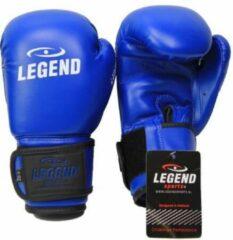 Legend Sports Legend Bokshandschoenen Junior Blauw Maat 4