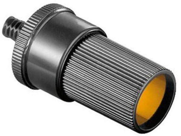 Afbeelding van Goobay 11408 Koppeling Stroombelasting (max.): 2.5 A Geschikt voor Sigarettenaanstekerstekker