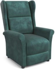 Home Style Fauteuil Agustin in groen