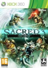 Deep Silver Sacred 3: First Edition - Xbox 360