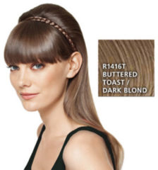 Great Lengths Hairdo French Braid Band R1416T Buttered Toast