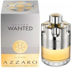 Herenparfum Wanted Homme Azzaro EDT 100 ml
