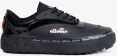 Zwarte Ellesse Alzina Dames Sneakers - Blk/Blk/Blk - Maat 39.5