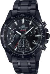 Casio Chronograaf Horloge EFV-540DC-1AVUEF (l x b x h) 48.5 x 43.8 x 12.1 mm Zwart Materiaal (behuizing): RVS Materiaal (armband): RVS
