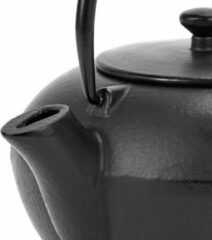 Zwarte Pascale naessens THEEPOT GIETIJZER PURE 0,6L