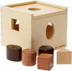 Beige Kids Concept - Sorter box natural, NEO (1000559)