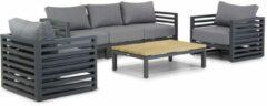 Santika Furniture Santika Jaya/Riviera stoel-bank loungeset 6-delig