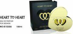 Heart to Heart Eau de Parfum 100 ml By Tiverton