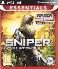 City Interactive Sniper: Ghost Warrior - Special Edition (Essentials) /PS3