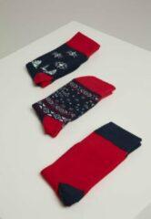 Urban classics Christmas Socks Set Icebear - Geschenk - Cadeau - Kerstmis - Feestdagen