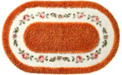 Oranje Badmat Webschatz terra
