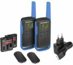 Motorola Solutions TALKABOUT T62 blau PMR-portofoon