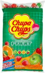 Chupa Chups Fruit lolly's - 120 stuks