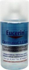 Eucerin DermatoCLEAN oogmake-up remover - 125 ml - Gezichtsreinigingsmiddel