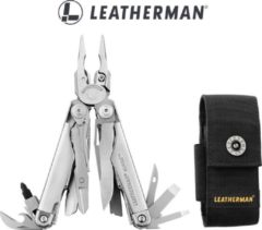 Zilveren Leatherman Surge in Clampack