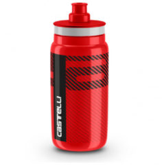 Castelli - Castelli Water Bottle - Fietsdrinkflessen maat One Size, rood