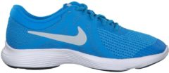 Laufschuhe Revolution 4 (GS) mit Flexkerben 943309-501 Nike Blue Hero/Pure Platinum-Blue Glow-Black