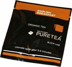 PureTea Pure Tea English breakfast Biologische Thee - 25st