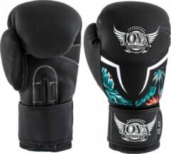 Joya Fight Gear Joya Fightgear - (kick)bokshandschoenen - Tropical - Vrouwen - Groen - 10oz