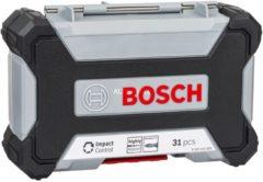 """Bosch Impact Control-Schrauberbit-Set, 1/4"""", 31-teilig, Bit-Satz"""