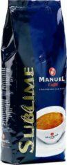 Manuel Caffe Sublime koffiebonen - 1000gr
