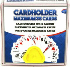 Boeketbinderij.be Plastic Kaartenhouder Tot 35 Kaarten