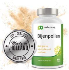 Bijenpollen Capsules - 90 Vcaps - PerfectBody.nl