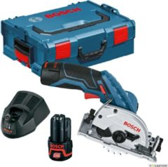 Bosch prof 18 Volt GKS 12V-26 + 2x3,0Ah + L-Boxx