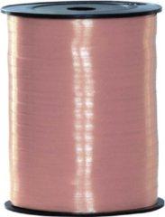 Merkloos / Sans marque Baby roze lint 500 meter x 5 milimeter breed - Feestartikelen en versiering