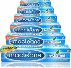Macleans Tandpasta - Fresh Mint - 6 x 125 ml