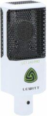 Lewitt LCT 240 PRO white condensator microfoon