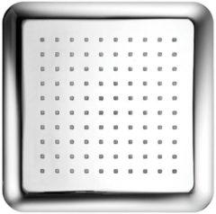 Hoofddouche voor Regendouche Herzbach Living Spa Soft-Edge 24,7 cm 1/2'' Chroom