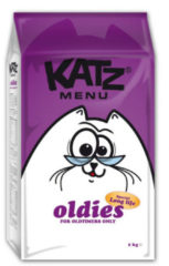 6x Katz Menu Oldies 2 kg