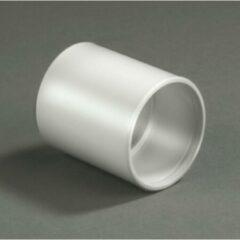 Dyka PVC lijm steekmof wit 32mm 2xmof wit 20022260