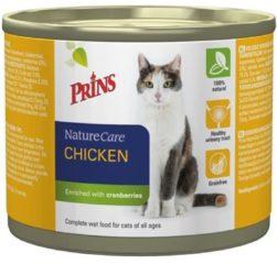 Prins Naturecare Cat Kip - Kattenvoer - 200 g - Kattenvoer
