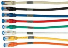 Synergy 21 S216423 10m Cat6a S/FTP (S-STP) Gelb Netzwerkkabel S216423