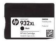 HP Cartridge 932XL Origineel Zwart CN053AE Cartridge