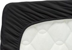 Antraciet-grijze Briljant Baby JERSEY HOESL. 070X140/150 KL. 83R/IRON ANTRACIET