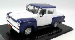 Chevrolet Alvorada 1962 1/43 Atlas - Modelauto - Schaalmodel - Miniatuurauto