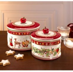 Villeroy & Boch Gebäckdose Winter Bakery Delight