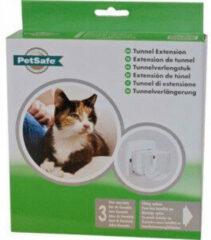 Witte Petsafe Tunnelstuk voor Staywell 300 serie kattenluik