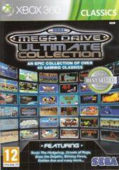 Sega Games Sega Mega Drive Ultimate Collection